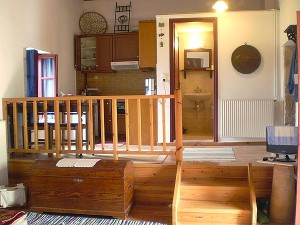 Equipped with traditional furniture. rural tourism Crete