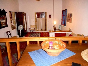 Monthly rental for employees of the University General Hospital of Heraklion