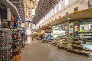 You can find almost everything in the closed market in Chania crete greece
