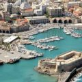 heraklion venetian harbour1