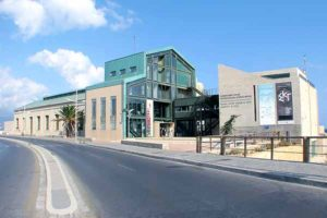 The natural history museum in Heraklion