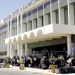Heraklion Crete Airport