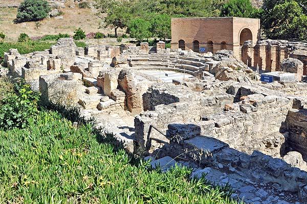 Crete City of Gortys
