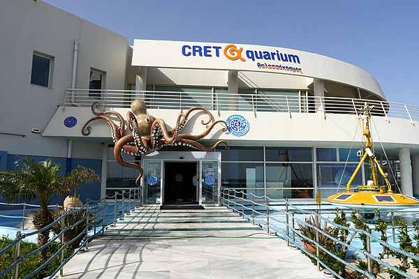 Agioklima – Natural History Museum – CretAquarium