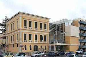 heraklion crete historical museum known as kalokairinos museum