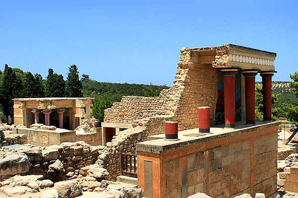 Agioklima – Knossos Minoan Palace – Archaeological Museum