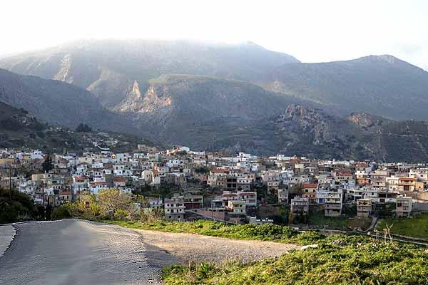 Agioklima – Krousonas day trip