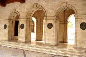 Heraklion Crete City Hall Loggia