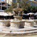 Πλατεία λιονταριών κρήνη Μοροζίνη Ηράκλειο