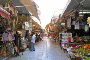 Η ανοικτή αγορά στο Ηράκλειο