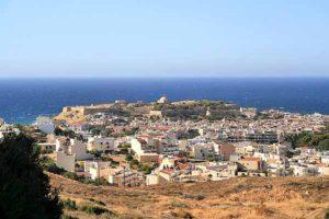 Rethymnon Crete fortezza